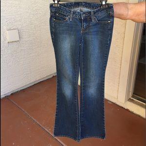 Jessica Simpson Sunshine Skinny Boot Jeans